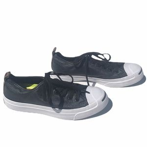 Converse Jack Purcell JP JACK OX  BLACK Low Tops